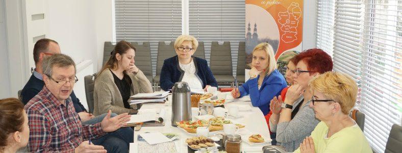 Drugie spotkanie robocze dotyczące projektu współpracy