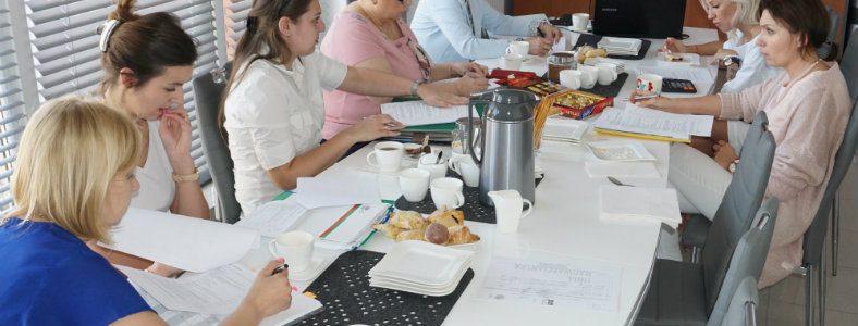 Kolejne spotkanie robocze dotyczące projektu współpracy