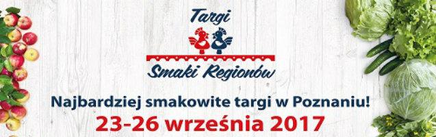 """Targi """"Smaki Regionów"""" w Poznaniu"""