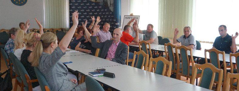 Nadzwyczajne Walne Zebranie Członków 12.06.2018 r.