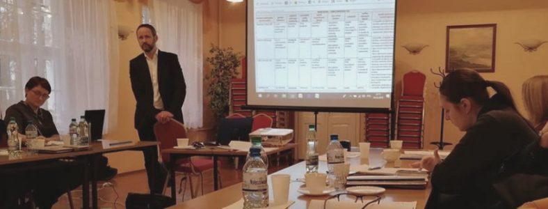 Szkolenie – monitoring i ewaluacja