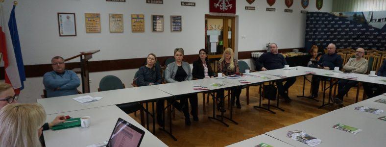 Warsztat refleksyjny na temat wdrażania LSR