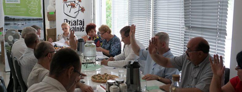 """XVI Posiedzenie Członków Rady Stowarzyszenia """"Unia Nadwarciańska"""""""