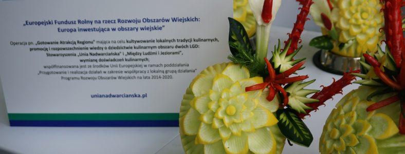 Kurs carvingu – Gotowanie Atrakcją Regionu !!!
