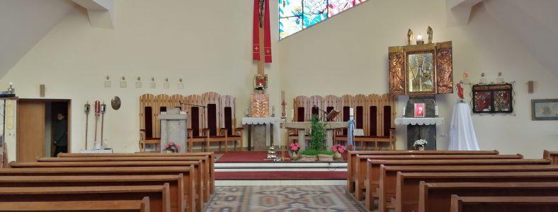Parafia Rzymsko- Katolicka Św. Michała Archanioła w Samarzewie zrealizowała zadanie grantowe!