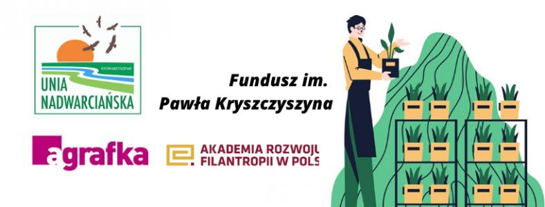 Program stypendialny 2020/2021 Funduszu Agrafka i Funduszu im. Pawła Kryszczyszyna