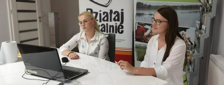 Szkolenie dla grantobiorców, którzy podpisali umowę w ramach Programu Działaj Lokalnie