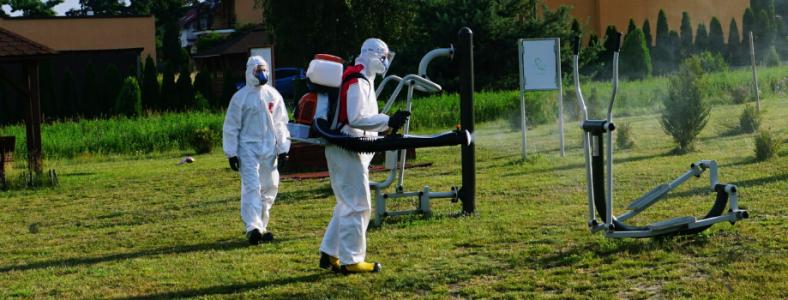 """OSP Piotrowice – """"Działania zapobiegające rozprzestrzenianiu się koronawirusa w lokalnej społeczności"""""""