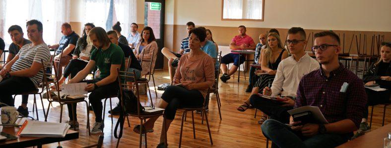 Szkolenie dla osób planujących podjąć działalność gospodarczą