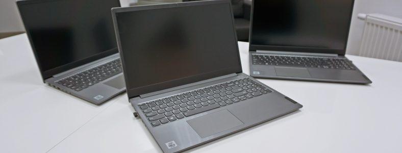 Nowe laptopy dla Stowarzyszenia