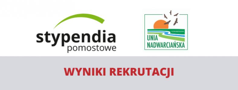 Wyniki rekrutacji do XIX edycji Programu Stypendiów Pomostowych
