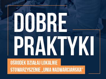 Folder Dobre Praktyki – Działaj Lokalnie 2018- 2020