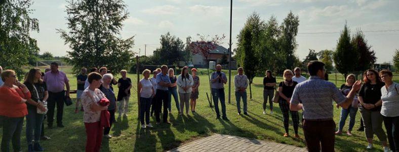 Wizyta studyjna sołtysów i lokalnych liderów w ramach Programu Wielkopolska Odnowa Wsi